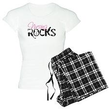 Nursing Rocks Pajamas