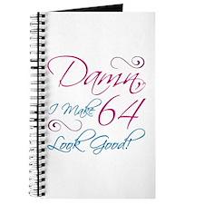 64th Birthday Humor Journal