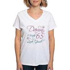 65th Birthday Humor Shirt