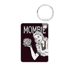 Mombie ~ Zombie Mother Keychains