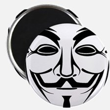 Anonymous Mask Magnet
