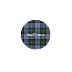 Tartan - MacThomas Mini Button