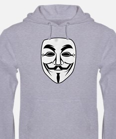 Anonymous Mask Hoodie