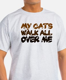 'Walk All Over Me' T-Shirt