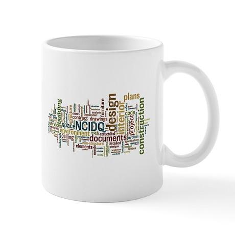 White Definition of Interior Design Mug