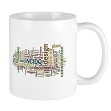 White Definition of Interior Design Mug