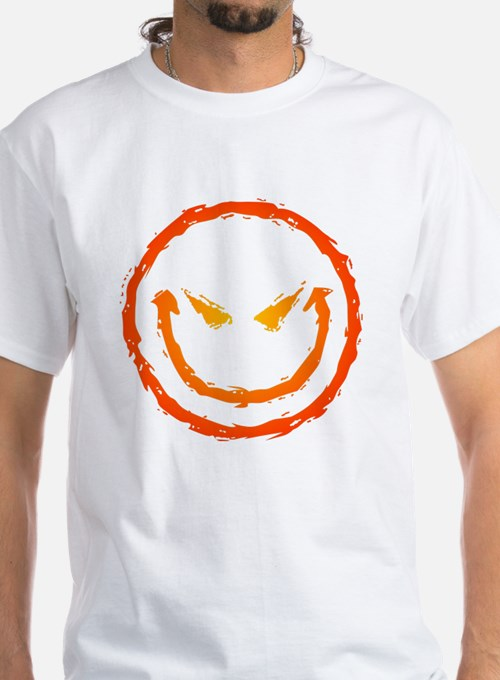 Evil Smiley Face Shirt