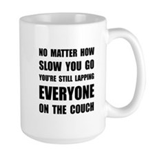 Lapping The Couch Mug