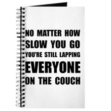 Lapping The Couch Journal
