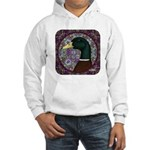 Mallard Circle Mosaic Hooded Sweatshirt