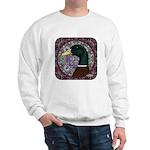 Mallard Circle Mosaic Sweatshirt