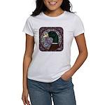 Mallard Circle Mosaic Women's T-Shirt