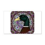 Mallard Circle Mosaic 22x14 Wall Peel