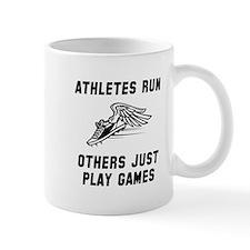 Athletes Run Mug