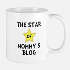 Mommy's Blog Star Mug
