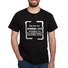 Number One Dark T-Shirt