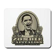 Zombie Capitalism Mousepad