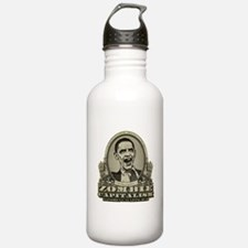 Zombie Capitalism Water Bottle