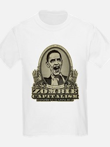Zombie Capitalism T-Shirt