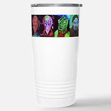 Aliens of Star Trek Travel Mug