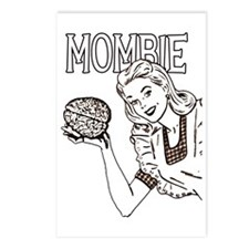 Mombie ~ Zombie Mother Postcards (Package of 8)