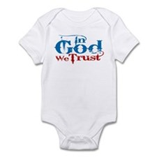 In God We Trust! Infant Bodysuit