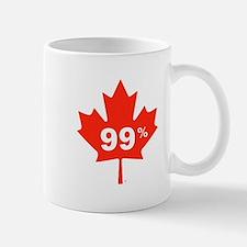 Canadian Maple Leaf 99% Mug