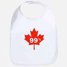 Canadian Maple Leaf 99% Bib