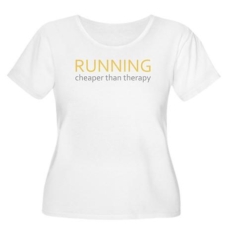 Running - Cheaper Than Therap Women's Plus Size Sc