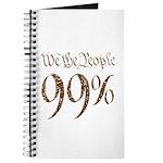 we the people 99% vintage Journal