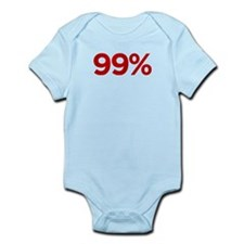 99% Infant Bodysuit