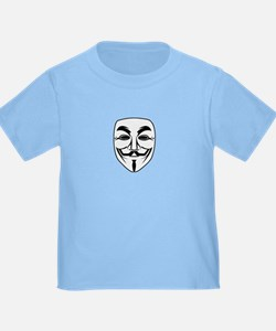 Anonymous Mask T