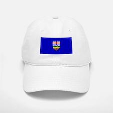 Alberta Albertan Blank Flag Baseball Baseball Cap