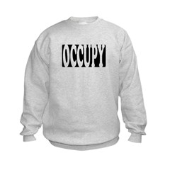 occupy reverse tall Sweatshirt