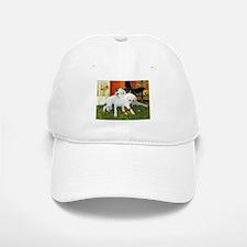 Boxer & Labrador Retriever Baseball Baseball Cap