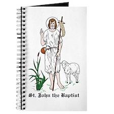 St. John the Baptist Journal