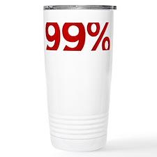 """""""99%"""" Travel Mug"""