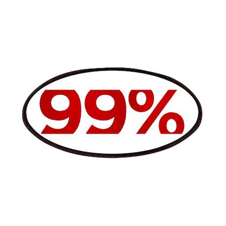 "Marginalized ""99%"" Patch"