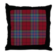 Tartan - MacRae of Ardentoul Throw Pillow