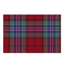 Tartan - MacRae of Ardentoul Postcards (Package of