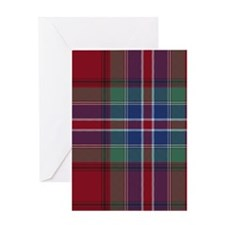 Tartan - MacRae of Ardentoul Greeting Card