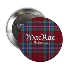 "Tartan - MacRae of Ardentoul 2.25"" Button"