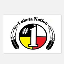 #1 Lakota Nation Postcards (Package of 8)