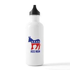 Ass Man Water Bottle
