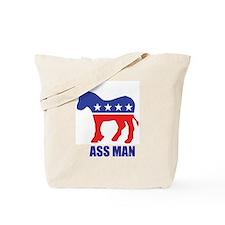 Ass Man Tote Bag