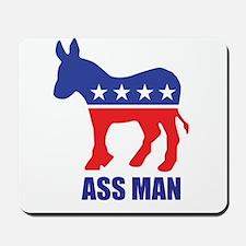 Ass Man Mousepad