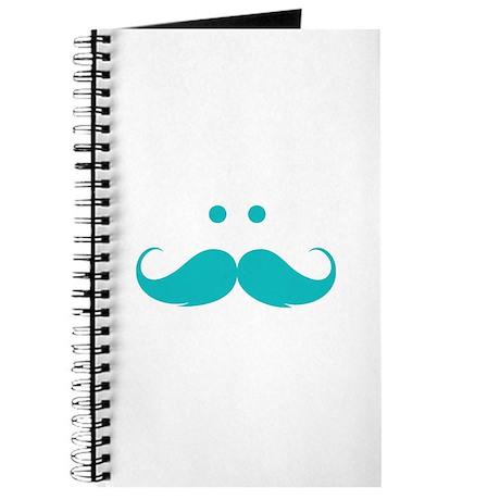 Moustache face Journal