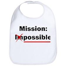 Mission Possible Bib