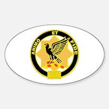 DUI - 1st Sqdrn - 1st Cav Regt Decal