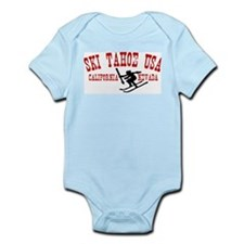 SKI TAHOE Infant Creeper